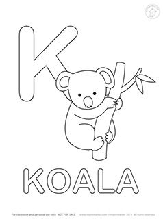 Spanish Alphabet Coloring Pages Mr Printables Bear Coloring
