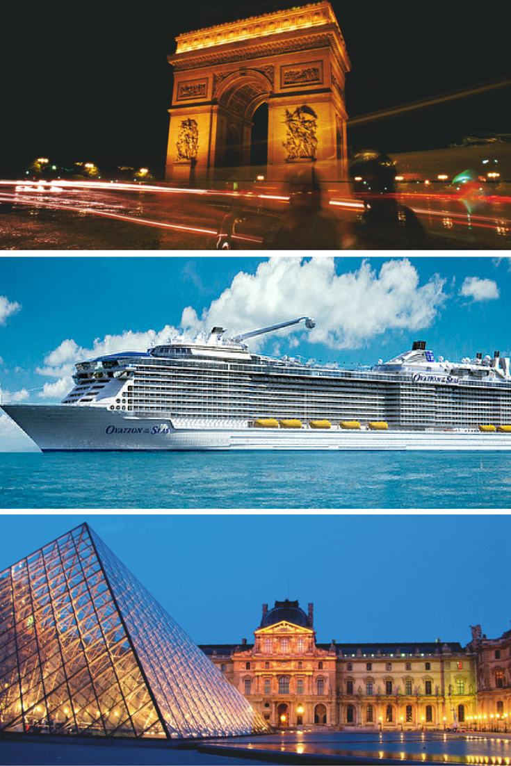 Royal Caribbean 2017 ExUK Cruises Royal caribbean
