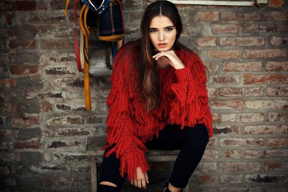 crochet flecos moda