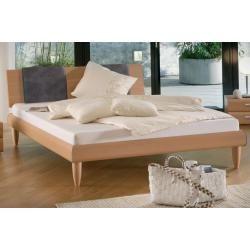 Photo of Hasena, Bett Soft-Line Noble 14 Bilbao Orva Suny, 160×220 cm, Hasena