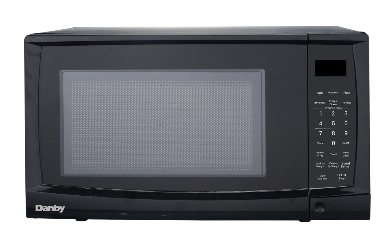 Danby Dmw07a4db Microwave Oven Microwave Countertops