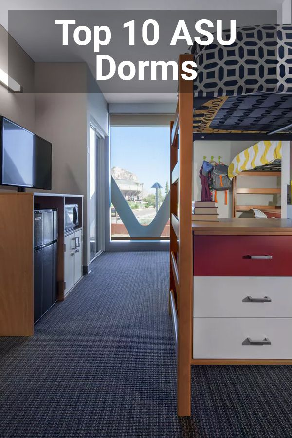 Learn More About Arizona State University's Dorms! #asu # ...