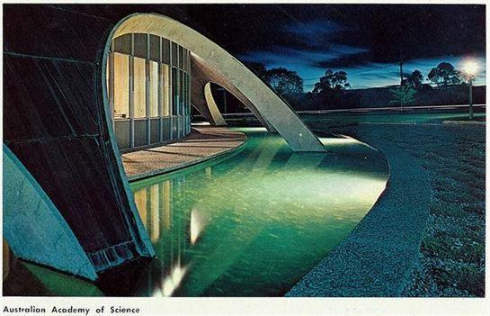 Secret design studio knows mid century modern architecture for Architecture firms canberra