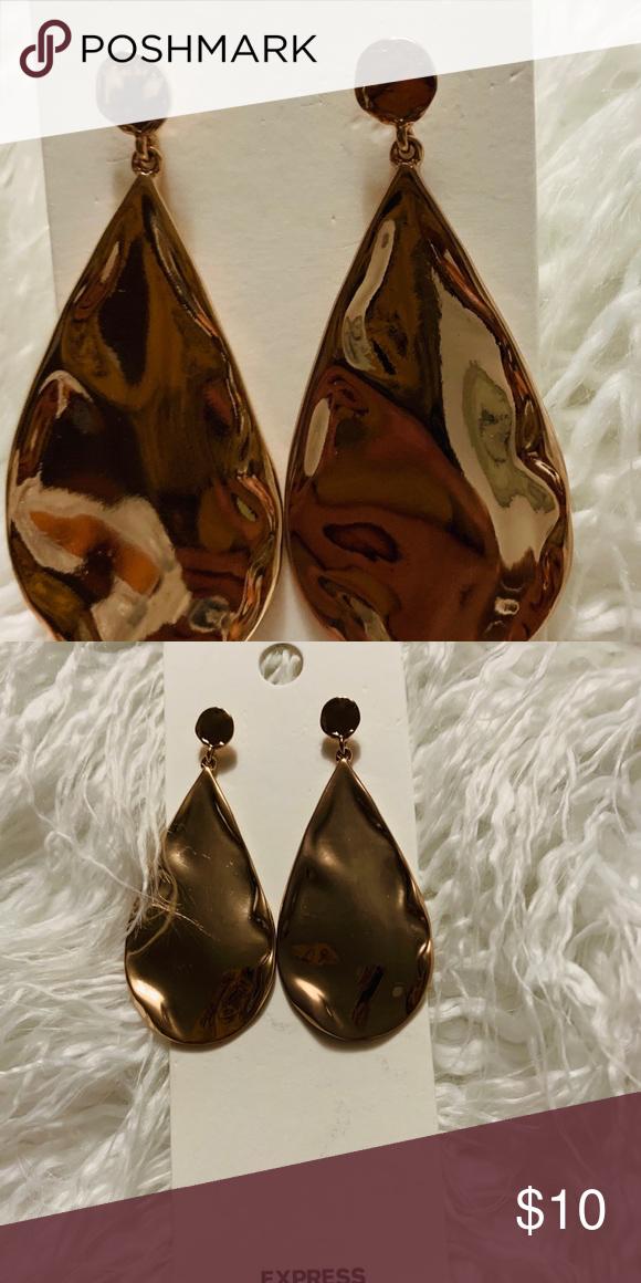 Express Post Earrings NWT Post earrings, Earrings, Drop