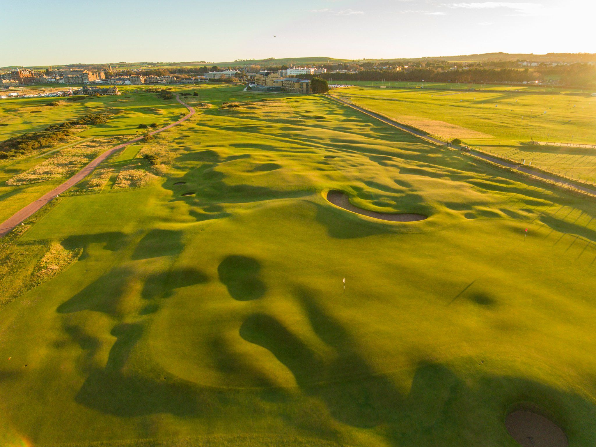 The Old Course St Andrews Outdoor Farmland Old Things
