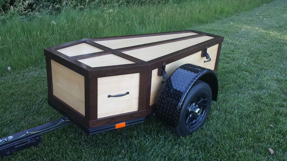 Pull Behind Motorcycle Trailers On Pinterest