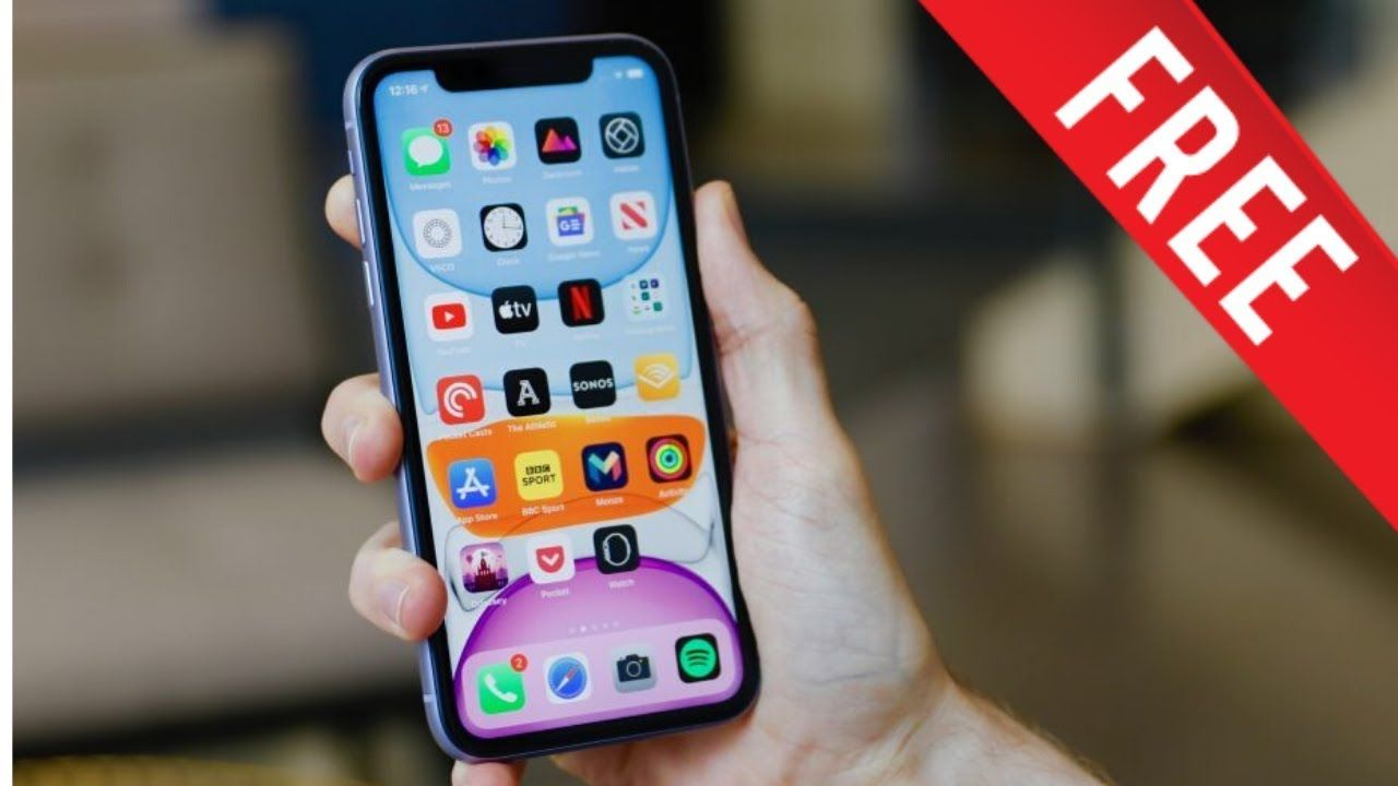 How To Get A Free iPhone 11Free iPhone 11 in 2020