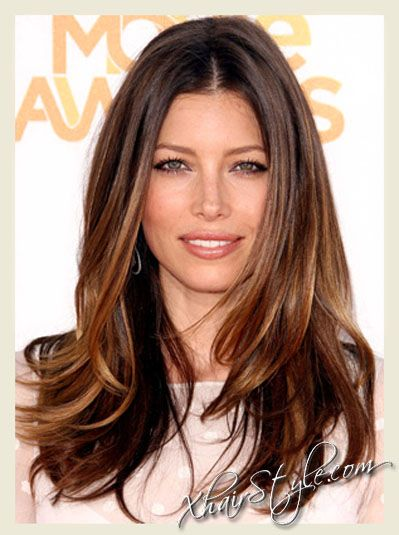 Ombre Dark Hair