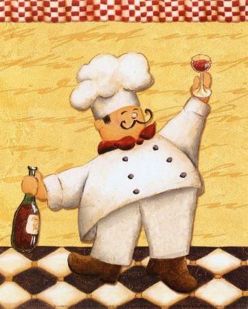 Dibujos de cocineros para imprimir imagenes y dibujos - Imagenes de cocinas para imprimir ...