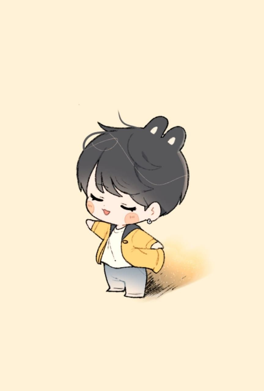 Pin Oleh Jeon Jungkook Di All Bout Bts Nd Stuff Ilustrasi Karakter Ilustrasi Komik Kartun