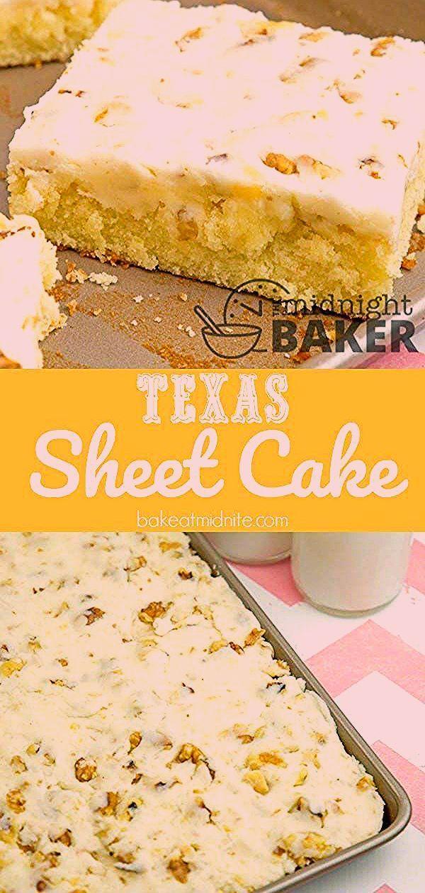 Photo of Texas Sheet Cake