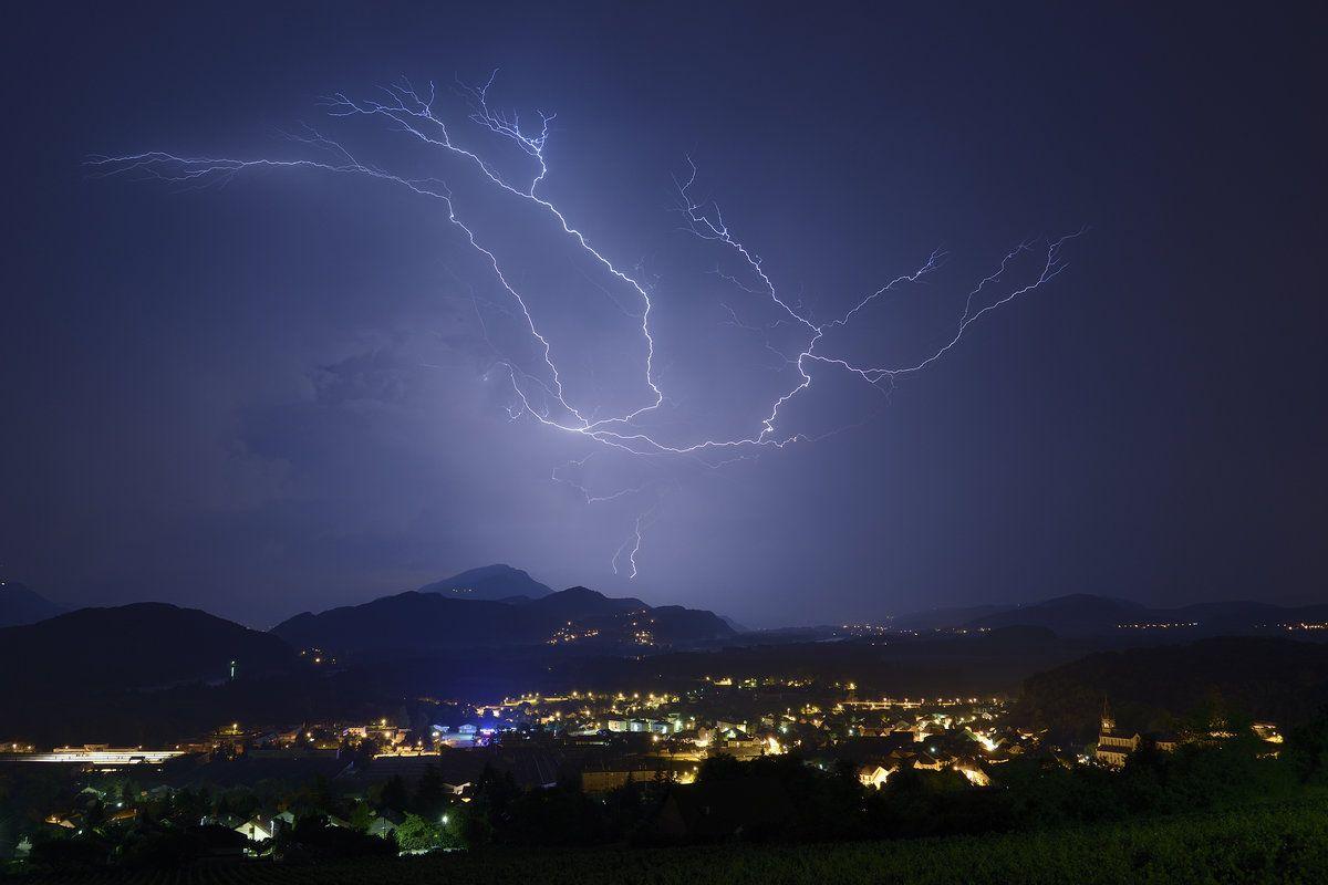 Entrevista a Christophe Suarez fotográfo de tormentas