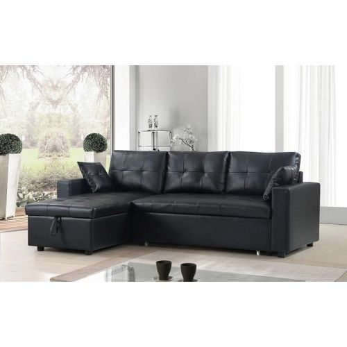 Admirable Furnituremattressdirect Leather Sectional Sofa Bed With Pdpeps Interior Chair Design Pdpepsorg