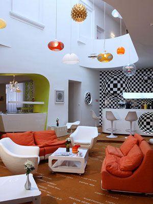 Retro retreat: 1960s-inspired Hotel Sax vintage design hotel in Prague