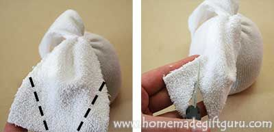Making a no sew sock bunny is one of those easter crafts i adore making a no sew sock bunny is one of those easter crafts i adore the kids love them and they make unique easter gift ideas negle Images