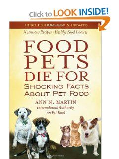 The Commercial Pet Food Industry Has A Secret To Hide And Ann