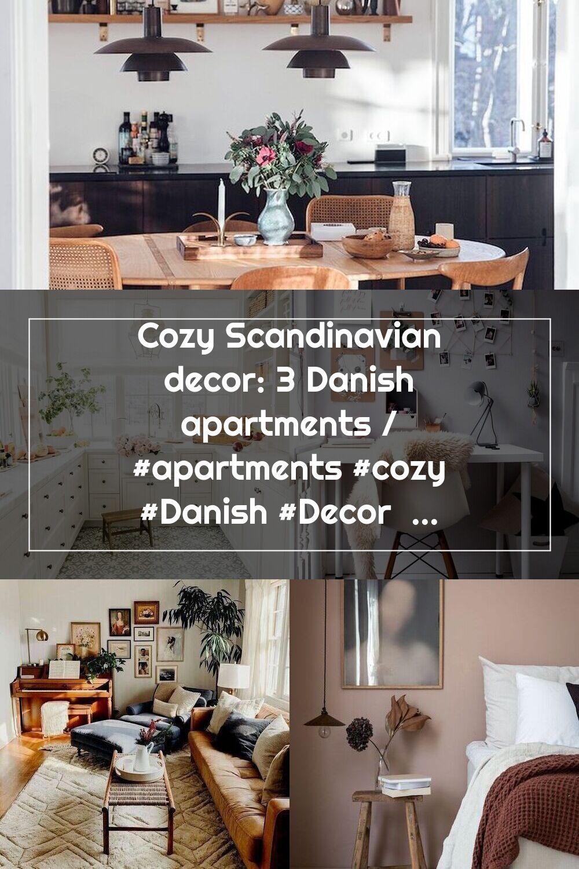 Cozy Scandinavian Decor 3 Danish Apartments Apartments Cozy Danish Decor Scandinavian Vintagefurniturechairs In 2020 Decor Scandinavian Decor Danish Apartment