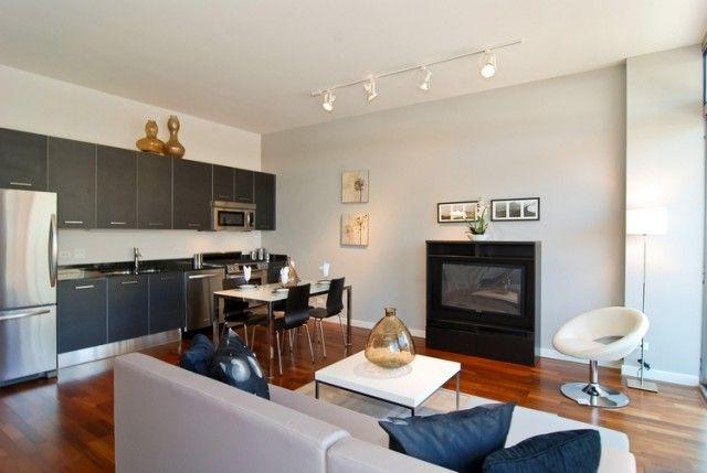 Aménager une cuisine ouverte sur le salon  Astuces et conseils - amenager une cuisine ouverte