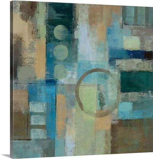 Global Gallery Silvia Vassileva Giclee Stretched Canvas Artwork 30 x 30