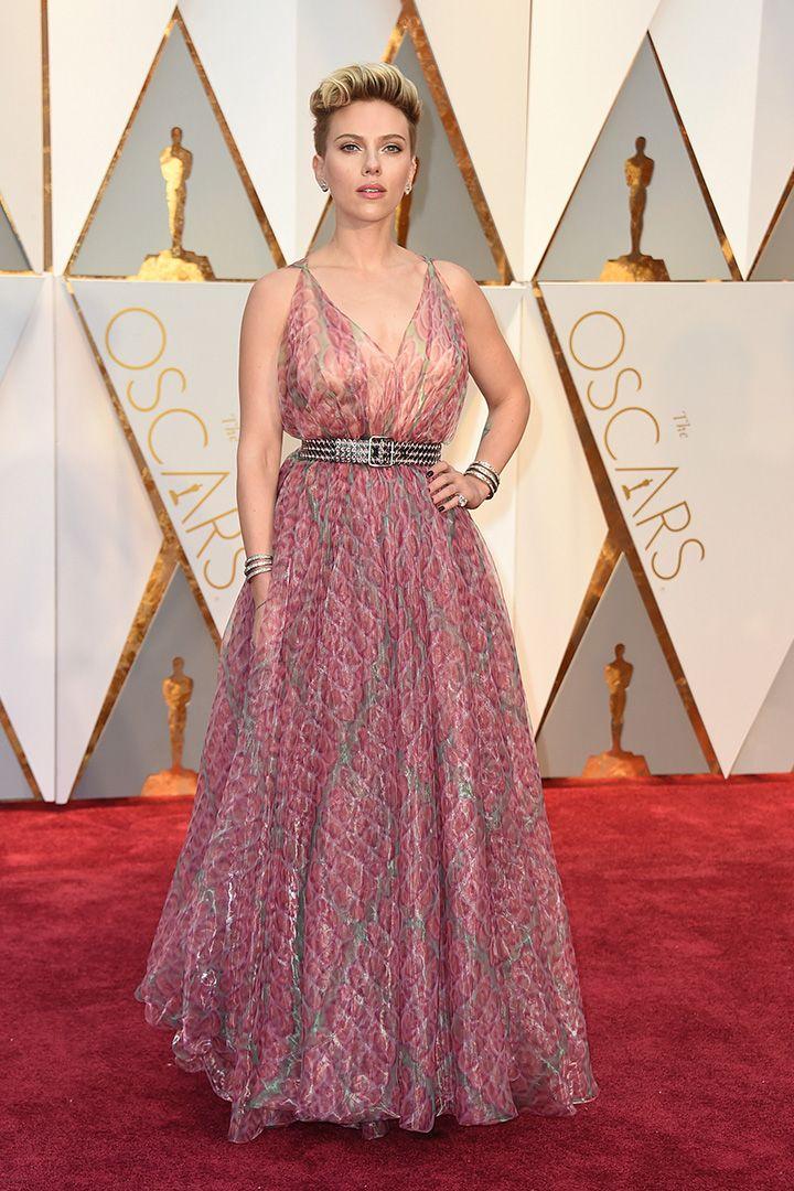 Oscar 2017: los peores looks de la alfombra roja