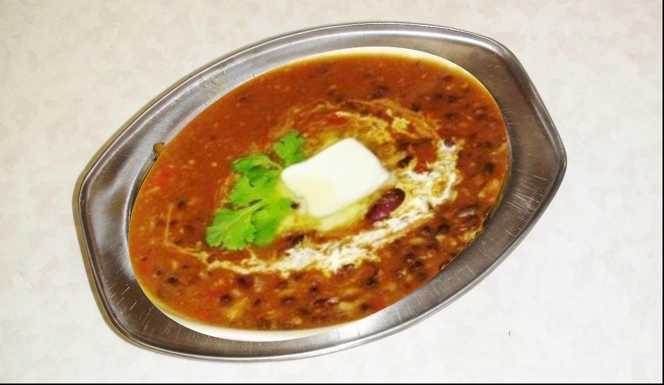 Curried lentils dal makhani recipe video indian recipes by food forumfinder