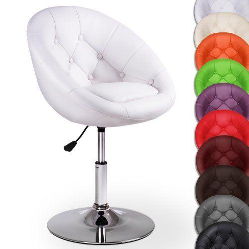 Miadomodo® CSEL01-1er Chesterfield Lounge Chair DIFFERENT COLOURS (white) Miadomodo® http://www.amazon.co.uk/dp/B00G673K3U/ref=cm_sw_r_pi_dp_PqW-tb1VN0CMS