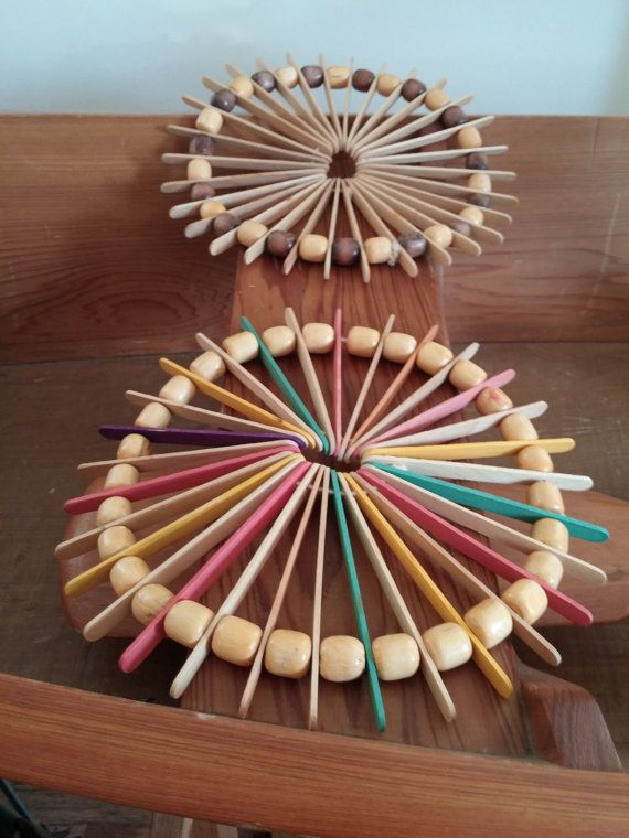 RT rockyspringsvtg On Sale Vintage Hot Pad Popsicle Sticks by RockySpringsVintage https://t.co/SzHfB2knRN via Etsy #localseo (to view copy and paste link into browser)