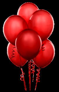 Carmenmbonilla S Image Balloons Red Balloon Pink Balloons