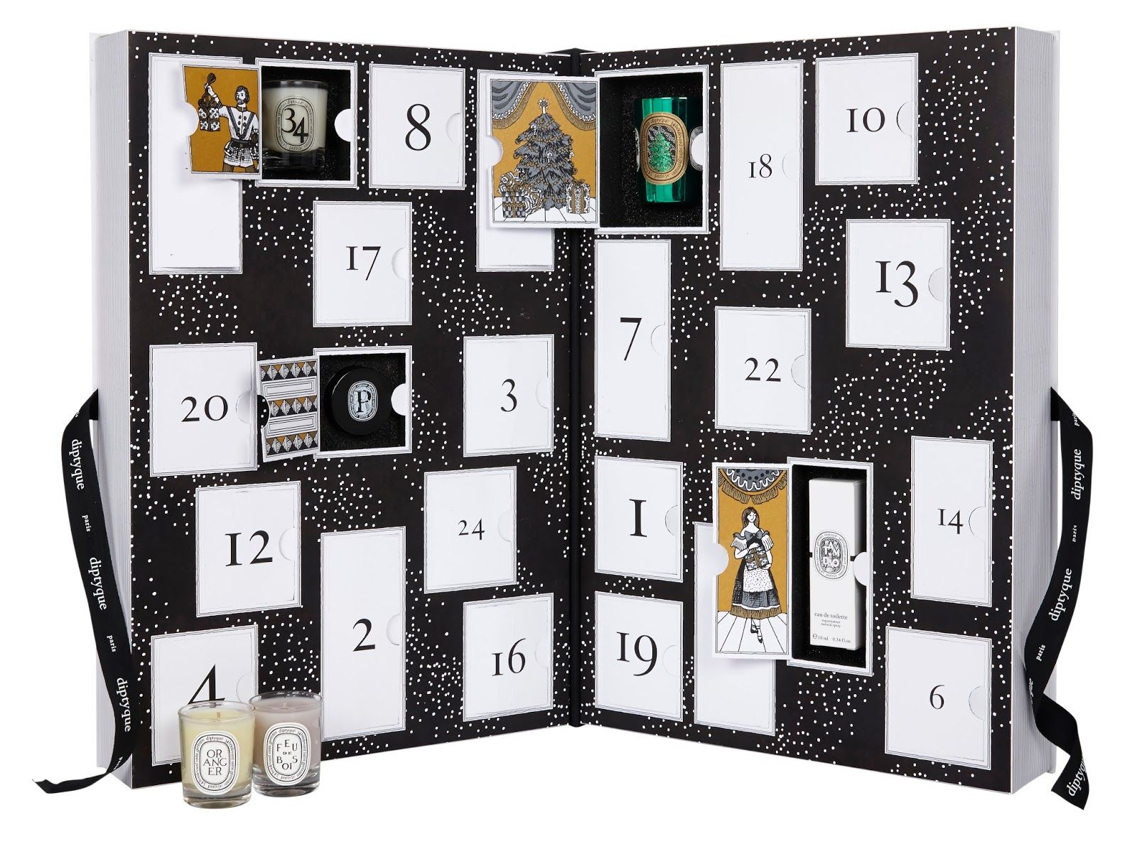 Diptyque Advent Calendar 2016 Beauty Advent Calendars Beauty Advent Calendar Christmas Advent Calendar Advent Calendar