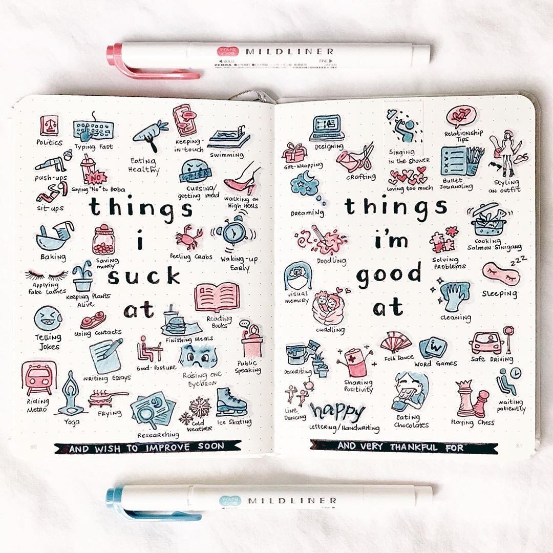 NotebookTherapy.com | bujo