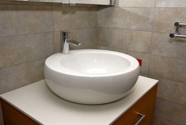 Waschbecken Rund Und Harmonisch Ideal Fur Kleine Raume