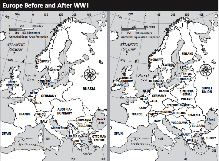 pin by laurie brown on yugoslavia pinterest wwi europe and history Europe Before WW2 world war ii wwii social studies map world war two social