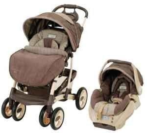 Graco Laura Ashley Stroller Car Seat Combo