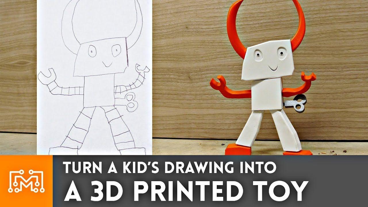 34++ Toy craft 3d printer ideas