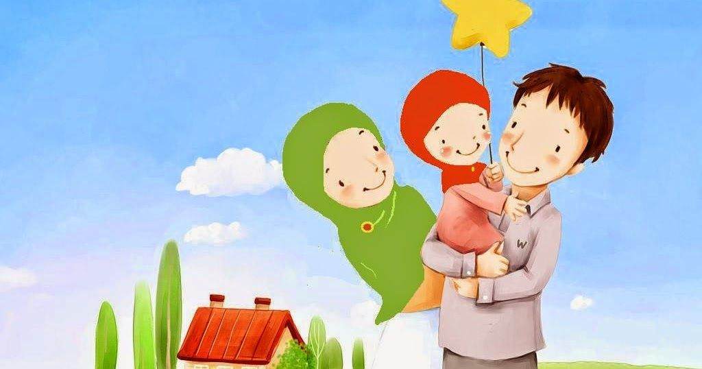 31 Gambar Kartun Anak Remaja Muslim Di 2020 Dengan Gambar Kartun Kartun Lucu Animasi