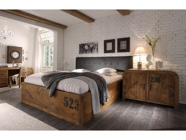 bett sheffield wohninspiration pinterest schlafzimmer einrichtungsideen schlafzimmer und. Black Bedroom Furniture Sets. Home Design Ideas