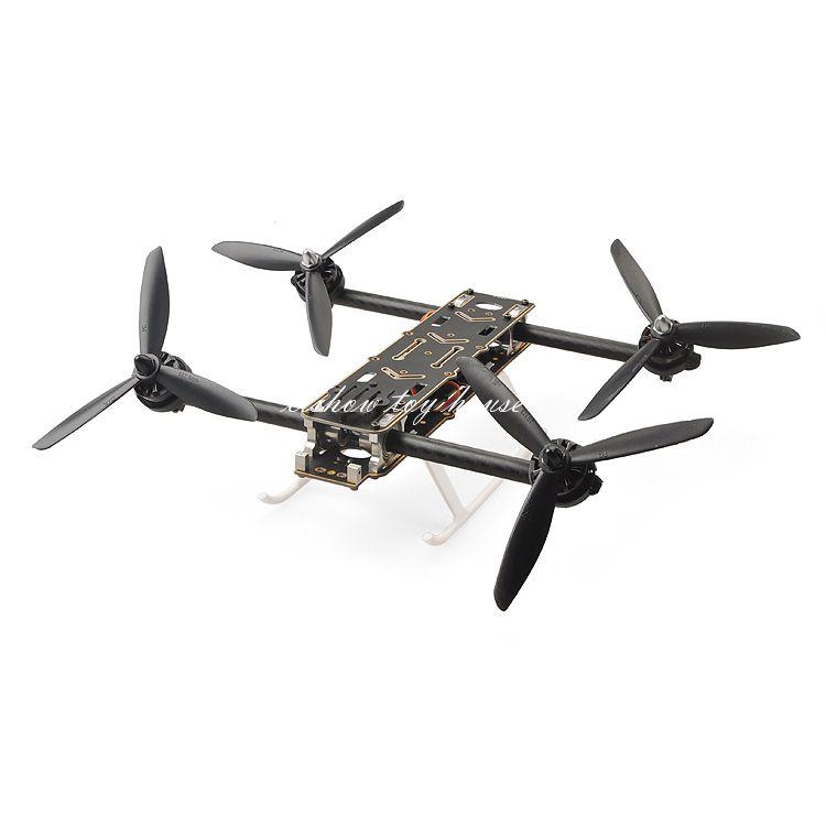 RC HMF SL300 Mini DIY Drone Quadcopter Frame Kit Variable Thrust ...