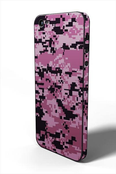<Pink (ピンク) for iPhone 5> #iphone #tech #case #skin #accessory #fashion #geek #sexy #apple #technology #products #design #camouflage
