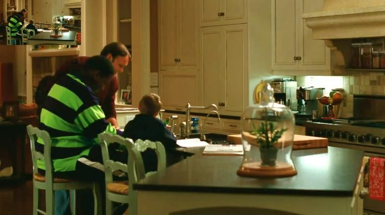 The Tuohy House In The Blind Side Movie The Blind Side Blinds House