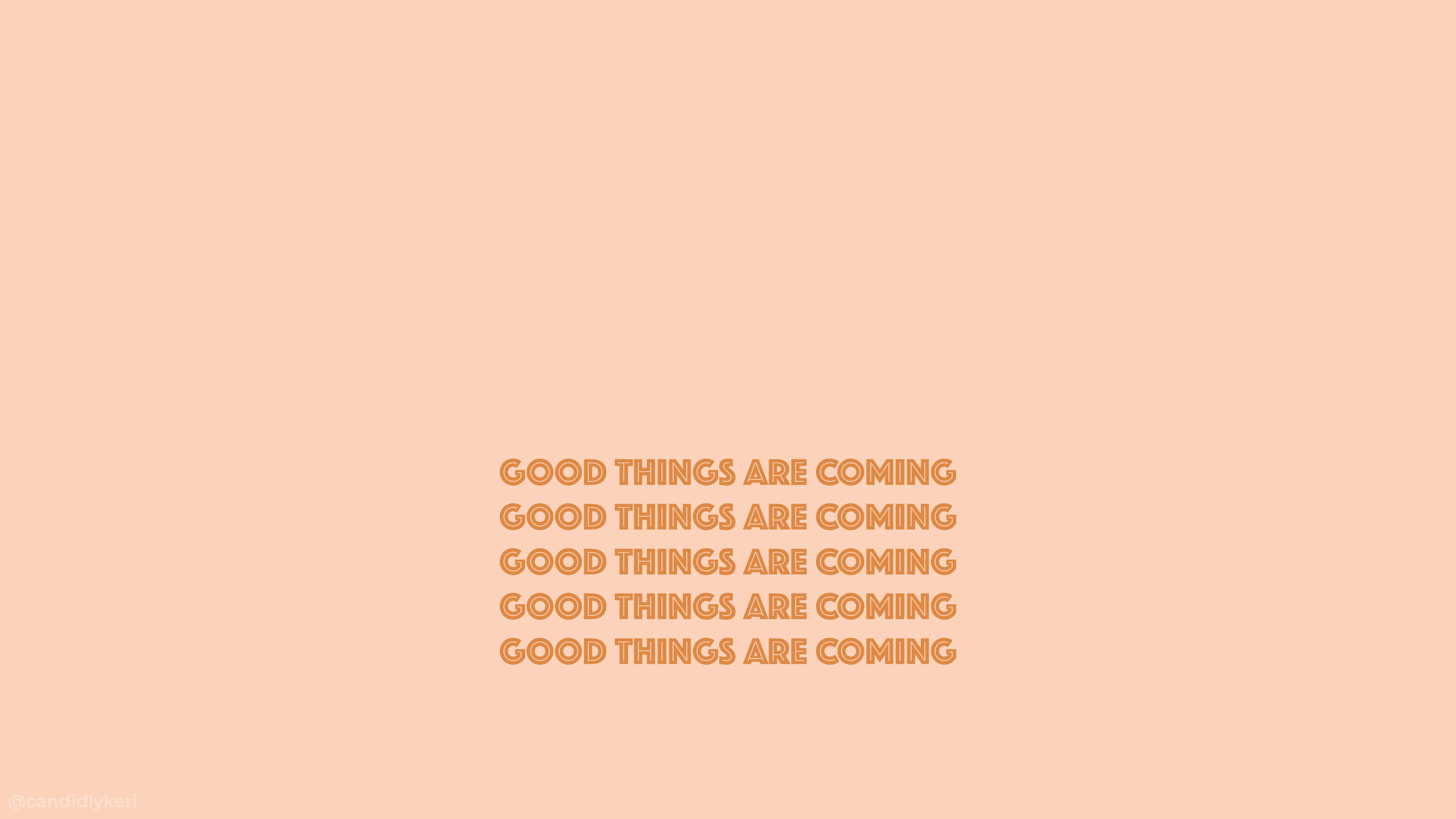 Tan Aesthetic Wallpaper Quotes