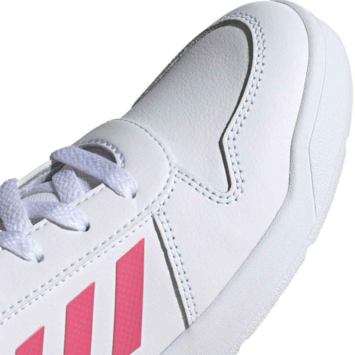 Buty Adidas Tensaur K Jr Ef1088 Biale Shoes Kid Shoes Sports Shoes Adidas