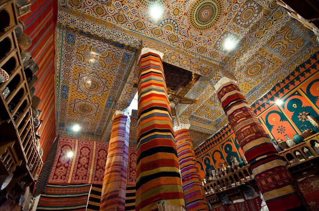 Carpets - Rissani, Morocco
