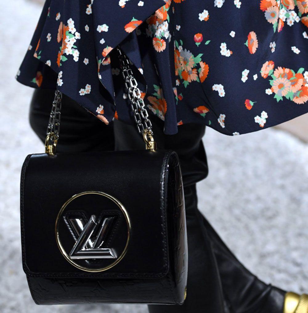 32e878cfd789 Louis Vuitton s Cruise 2019 Runway Bags Include a Cute Collab with Grace  Coddington