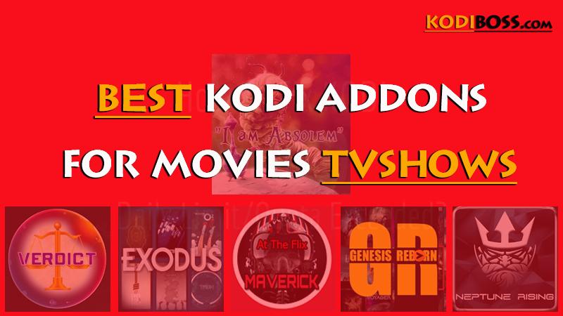 Top Best Working Kodi Movies Addons 2019 Kodi, Kodi live
