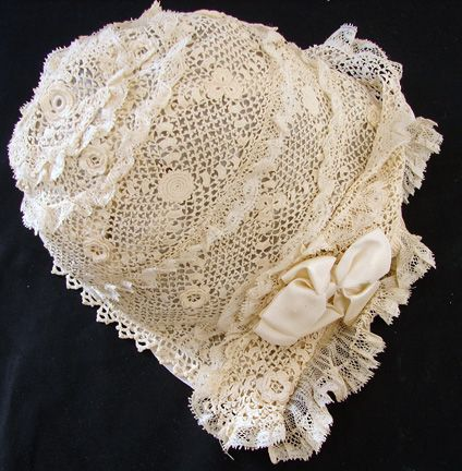 df779c566 Maria Niforos - Fine Antique Lace, Linens & Textiles : Antique ...