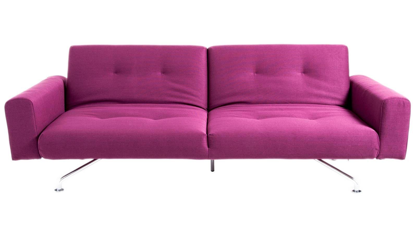 Rosa Spindeln bäddsoffa Stålben, soffa, vardagsrum, sovrum http  sweef se soffor 102 spindeln