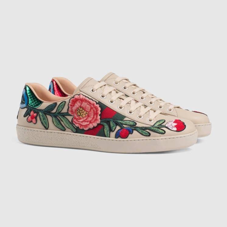 Collection de baskets Gucci Ace | ModeFashion | Baskets