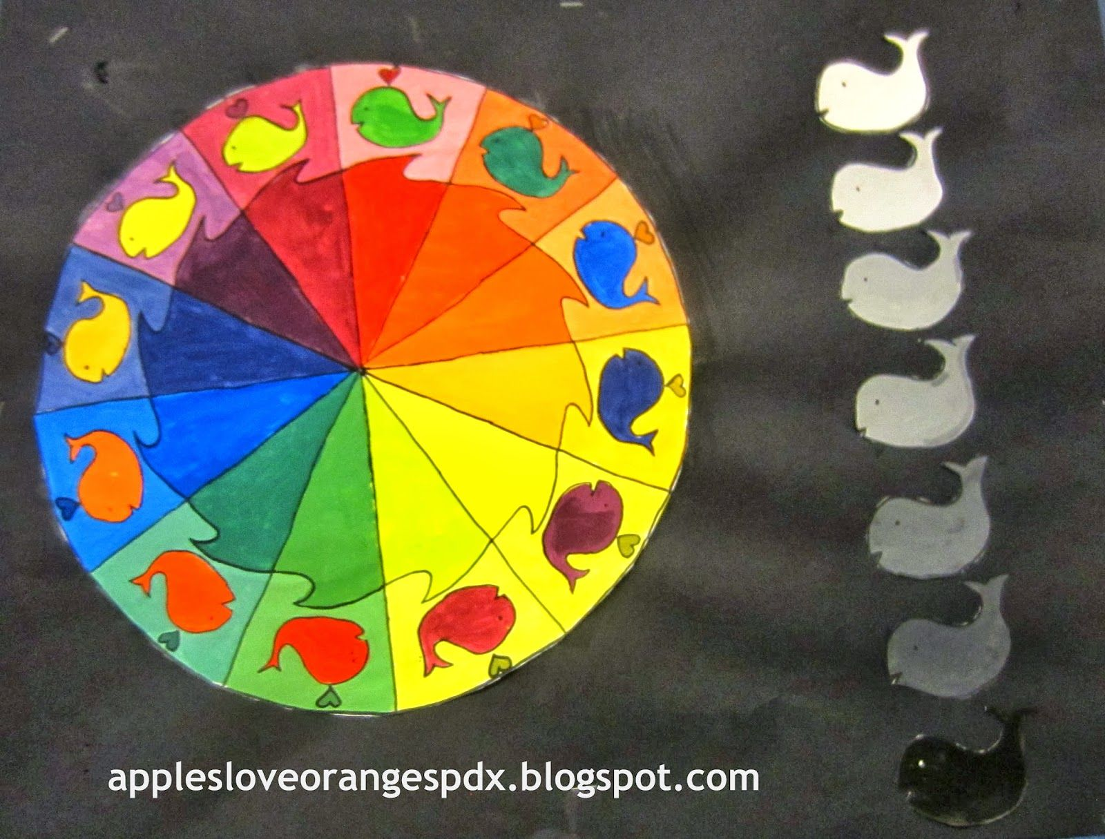 color wheel ideas make - Google Search