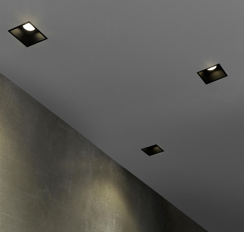 Decofix Square 1l By Flos Recessed Ceiling Lights Recessed Ceiling Ceiling Lights