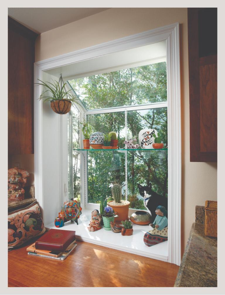 Garden Windows Bay Window Decor, Are Garden Windows Out Of Style